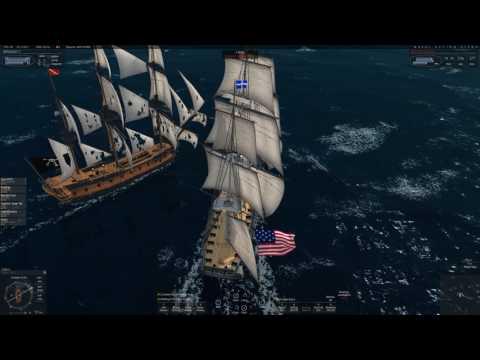 USA vs Pirates: Wrecking Pirate Indiaman Fleet