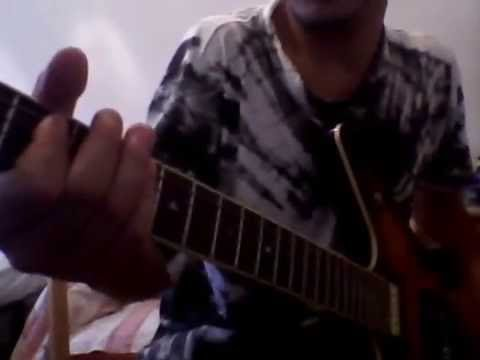 Pantera - Where you come from - guitar