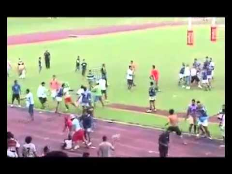 Tonga rugby club fights