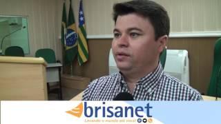 Prefeito Joacy Junior de Jaguaribara mostra-se preocupado com o baixo nível do Castanhão