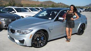 BMW M3 Silverstone / Sakhir Orange / Exhaust Sound / BMW Review