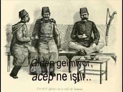 YEMEN TÜRKÜSÜ FON İlk Kez Orjinal Resimlerle Yemen Song الدولة العثمانية
