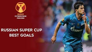 Best Goals of Russian Super Cup