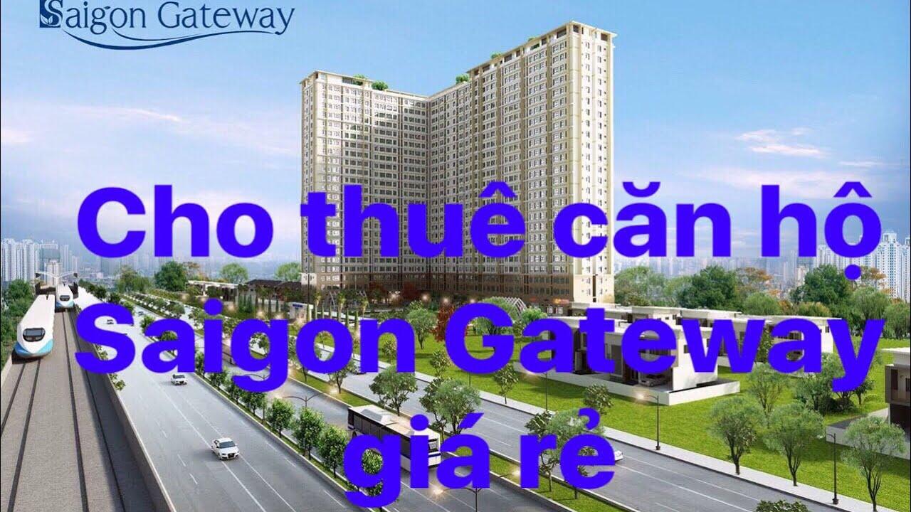 Cho thuê căn hộ Saigon Gateway cao cấp, tiện nghi – LH:0906178278 – Mr. Thắng – Kho Tư liệu Xây dựng