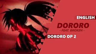 Dororo ENGLISH ROCK COVER by Dima Lancaster feat BrokeN