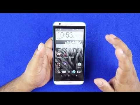 HTC Desire 820 Dual SIM Full Review