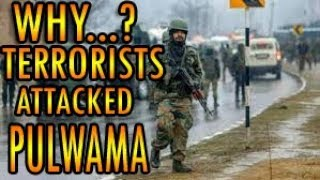 -Why Terrorists Attacked Pulwama- Motivational Talk#14