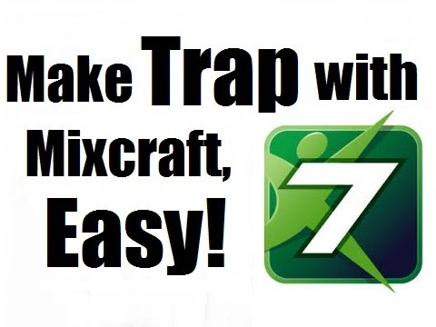 How to Make Trap Music with Mixcraft. Easy!