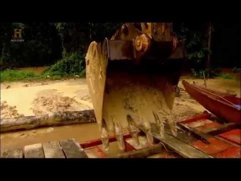 Золотоискатели Сезон:1 Серии:1 / Бамазонка