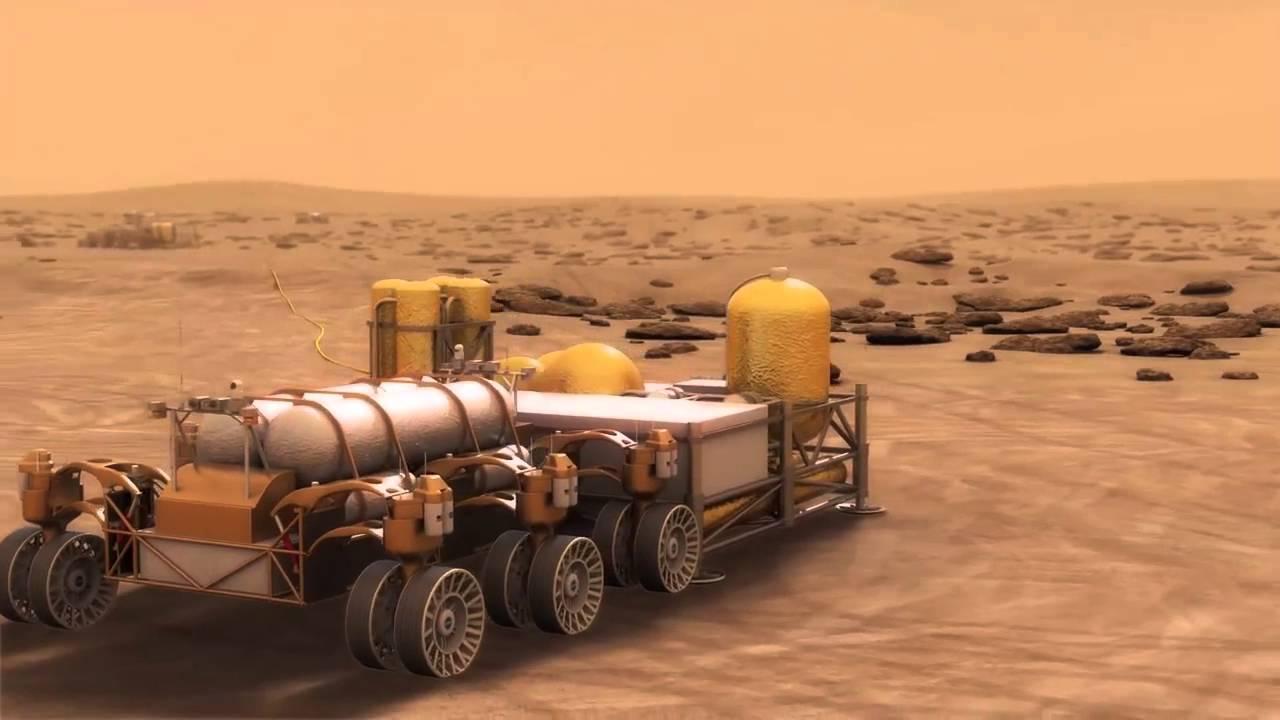 Mars Exploration Zones - YouTube