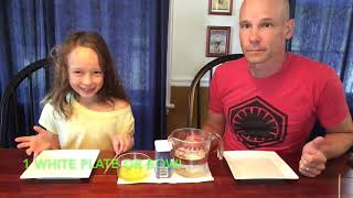 Louisa and Dad's Science Minute -- s2ep1