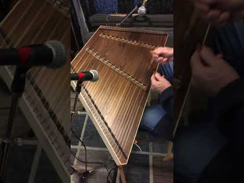 Innovative New Finch 16/15 Model for All Climates-Songbird Dulcimers