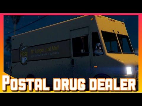 Drugstore Gangsta | Trolling | GTA V Online Gameplay (PS4)