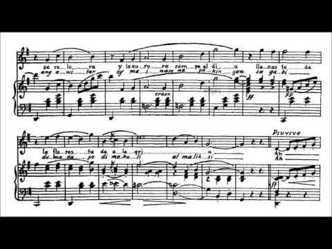 """Jose Estrella - """"Ang Maya"""" for voice and piano (BUWAN NG WIKA FINALE)"""