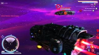 REBEL GALAXY Dreadnought fight