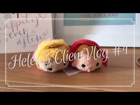 Client Wedding Vlog #1  ♡ Helen Pearson ♡