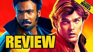 Review SOLO: A STAR WARS STORY (paint by numbers?)