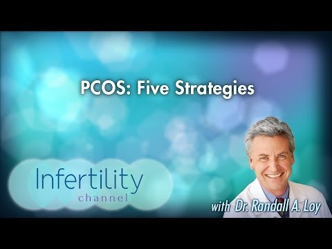 PCOS: Five Strategies
