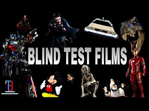 BLIND TEST FILMS DE 180 EXTRAITS (AVEC RÉPONSES)
