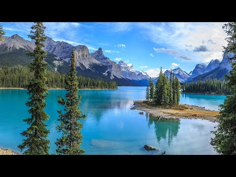 "Peaceful Music, Relaxing music, Instrumental music, ""Jasper National Park"" by Tim Janis"