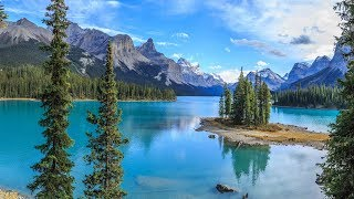 peaceful music relaxing music instrumental music jasper national park by tim janis