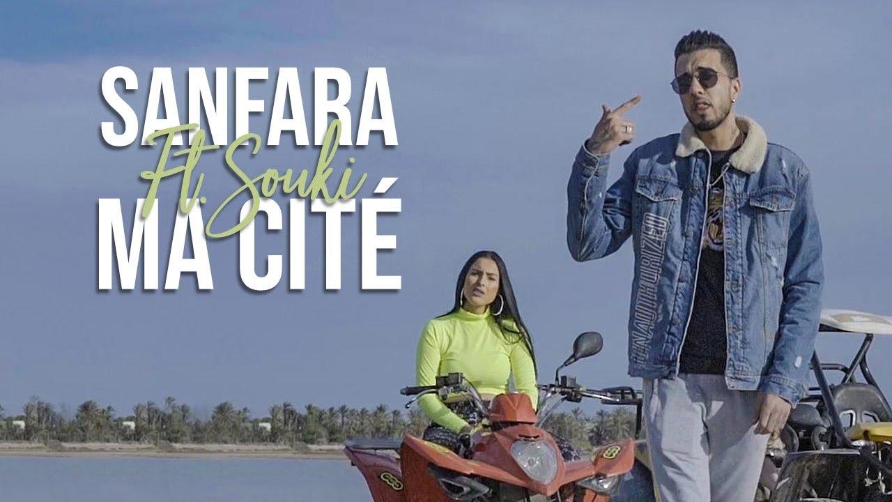 Download Sanfara ft. Souki - Ma Cité (Clip Officiel)