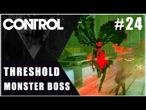 Control Threshold monster boss Black Rock Processing