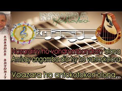 Karaoke gasy - Mahaleo - Rivotra