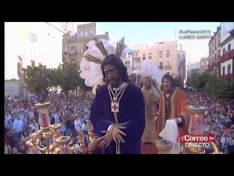 Misterio Cautivo y Rescatado en el Salvador 2015, Sevilla
