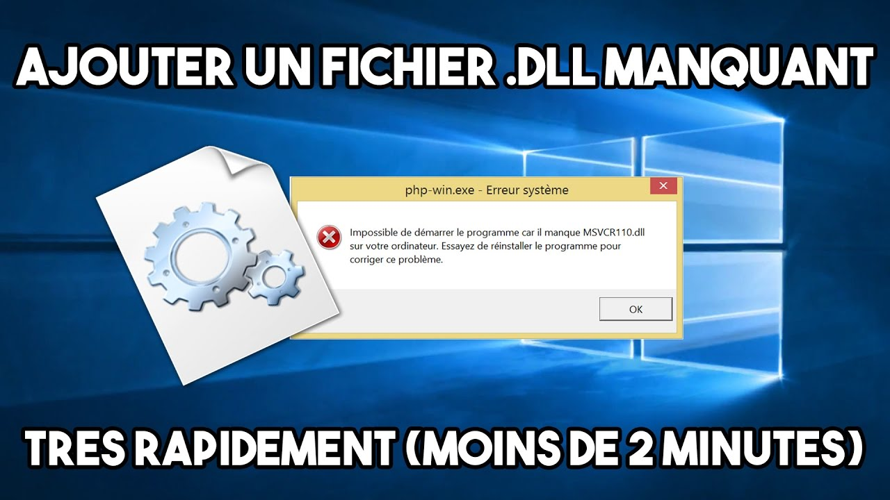 FICHIER MSVCP140.DLL TÉLÉCHARGER