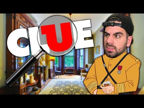 CLUE WITH SSUNDEE & AMBREW! Clue: The Classic Mystery Game
