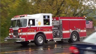 Fire Trucks Responding --BEST OF 2013--
