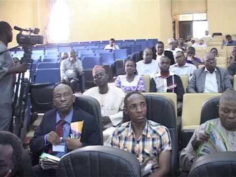 Engineers Summit on Nigeria's Economy