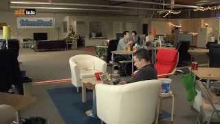 Die Google-Story - Die Milliarden-Dollar-Maschine - Daten sammeln für jedermann - ZDFinfo Doku