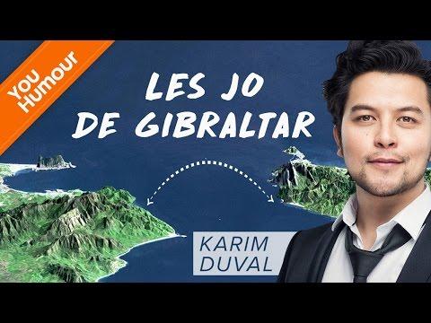 KARIM DUVAL - Les JO de Gibraltar