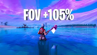 How to GET BETTER FOV by using THESE RESOLUTIONS in Fortnite! GAIN MORE FOV! (Fortnite Tricks)
