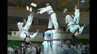 [경기&영상] 제29회 용인대학교총장기대회 시범경연 결선