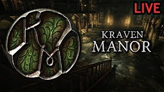 Kraven Manor | Storpey Stream