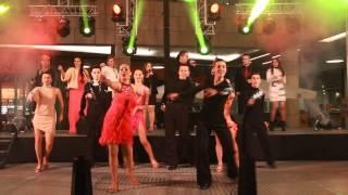 Cantigas da Rua ft Alma Latina - Bailando no Fórum Barreiro