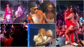 3 Crazy Things Wizkid amp Tiwa Savage Have Done Together On Stage