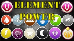 All ELEMENTS Power And Attack | Dragon Mania Legend |