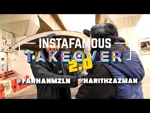Instafamous Takeover 2.0 x Sterk Production | Farhan dan Harith Berbalas Dendam!