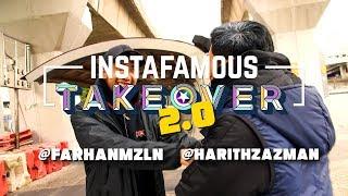 Instafamous Takeover 2.0 x Sterk Production   Farhan dan Harith Berbalas Dendam!