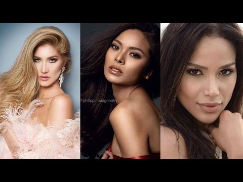 MISS UNIVERSE 2016 Top 16 Prediction REACTION || KEN BARRIENTOS
