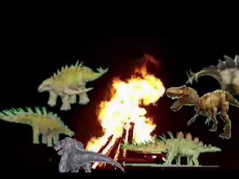 【合唱】たき火 ft. 恐竜【Припев】Костер مشعل جوقة Japanese song জাপানি সঙ্গীত musik Jepang