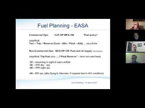 Christian Denke on fuel safety issues in General Aviation