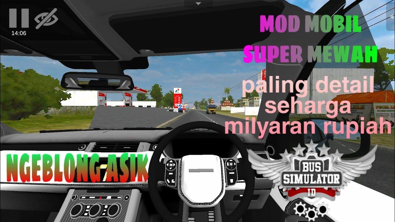 103+ Mod Mobil Bussid Mewah HD Terbaik