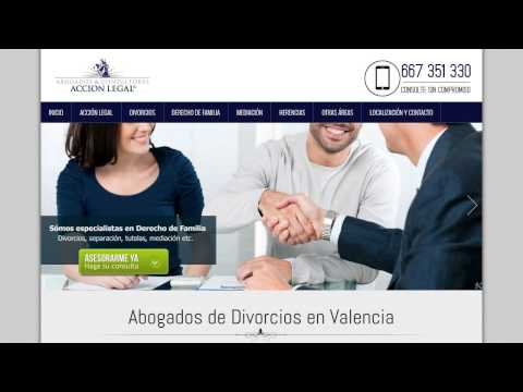 Abogado de Familia en Valencia   Acción Legal S.L.