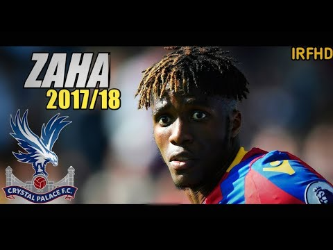 Wilfried Zaha ● Goals & Skills ● Crystal Palace FC ● 2017/18 HD