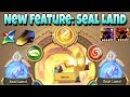 Idle Heroes (O) - NEW Update: Seal Land! - Elite 5 Star Hero Fragments?